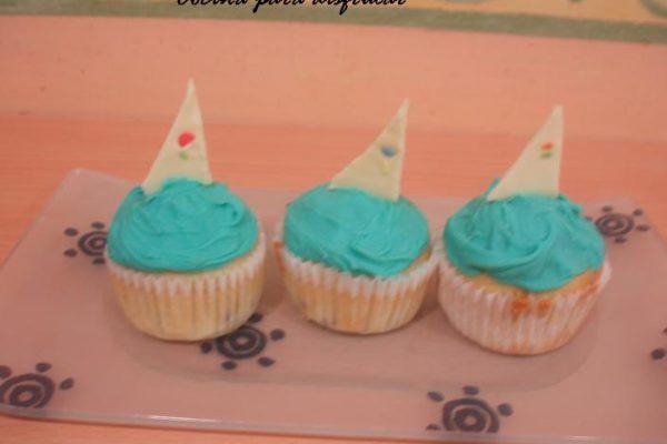 Cómo hacer muffins a la marinera fáciles