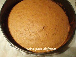 Cómo hacer madeira sponge cake de chocolate y coco fácil