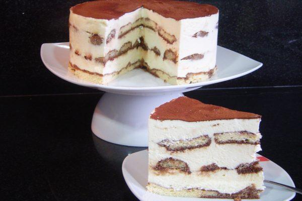 Cómo hacer pastel tiramisú fácil