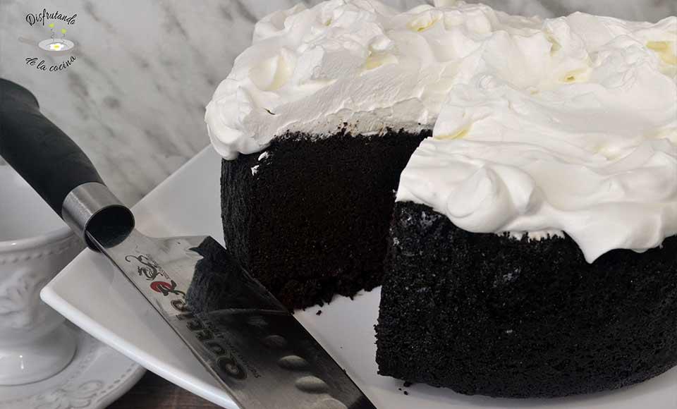 Cómo hacer tarta de cerveza negra Guinness de chocolate receta