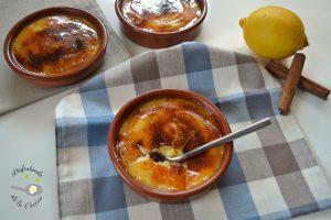 Cómo hacer Crema Catalana casera (Postre fácil)