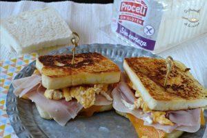 recetas de sandwich