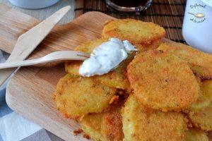 patatas crujientes queso