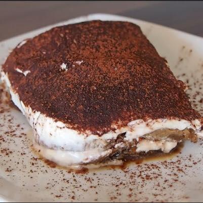 Disfrutando De La Cocina Tiramisú Casero Receta
