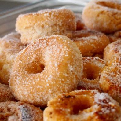 Cómo hacer rosquillas de anís fáciles