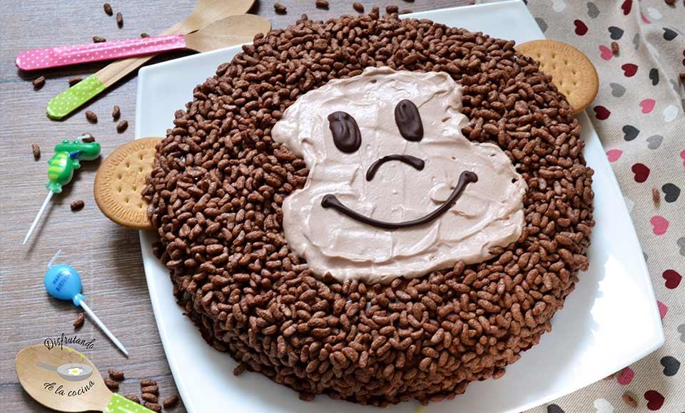 Disfrutando De La Cocina Decoración Tartas Infantiles Tarta Mico