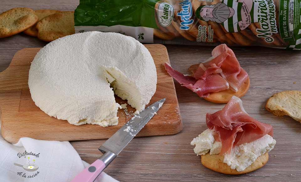 Cómo hacer queso fresco casero sin cuajo