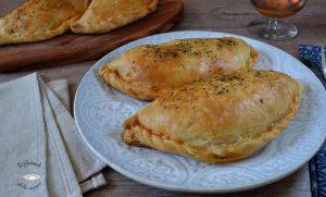 Empanadillas caseras de boloñesa