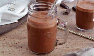 Batido de chocolate (Receta fácil)