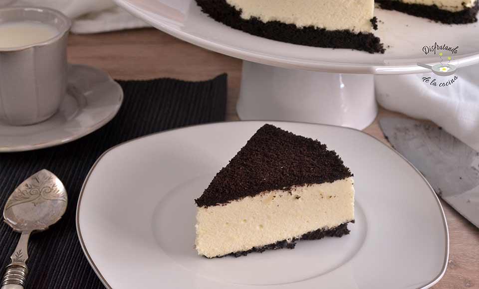 tarta de nata