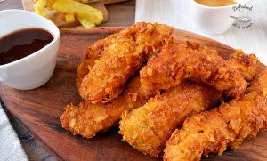 Pollo frito super crujiente