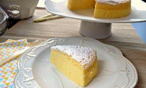 Pastel o tarta de queso con 3 ingredientes (Postre fácil)