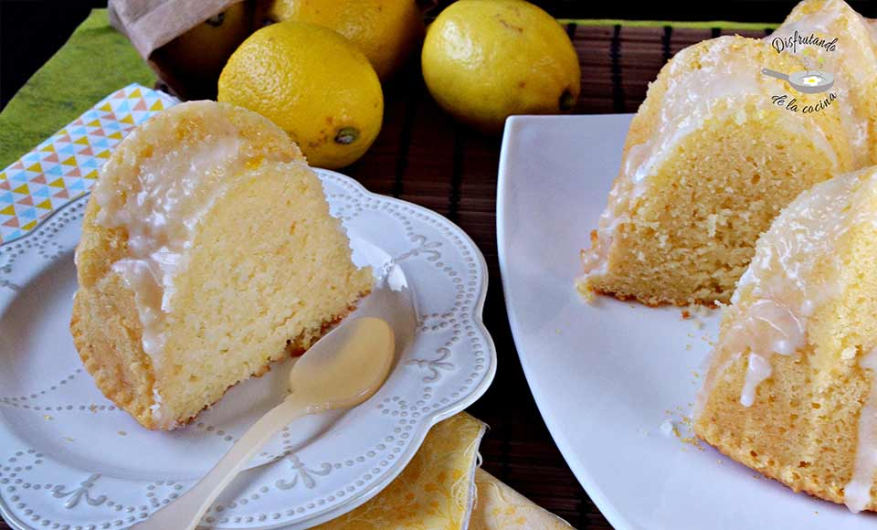 bizcocho yogur limon