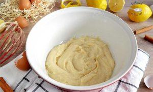 Crema pastelera en microondas casera