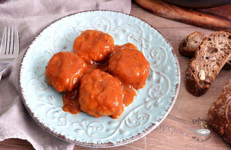 filetes rusos en salsa