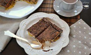 Tarta de galletas y chocolate o Pastel de Ana
