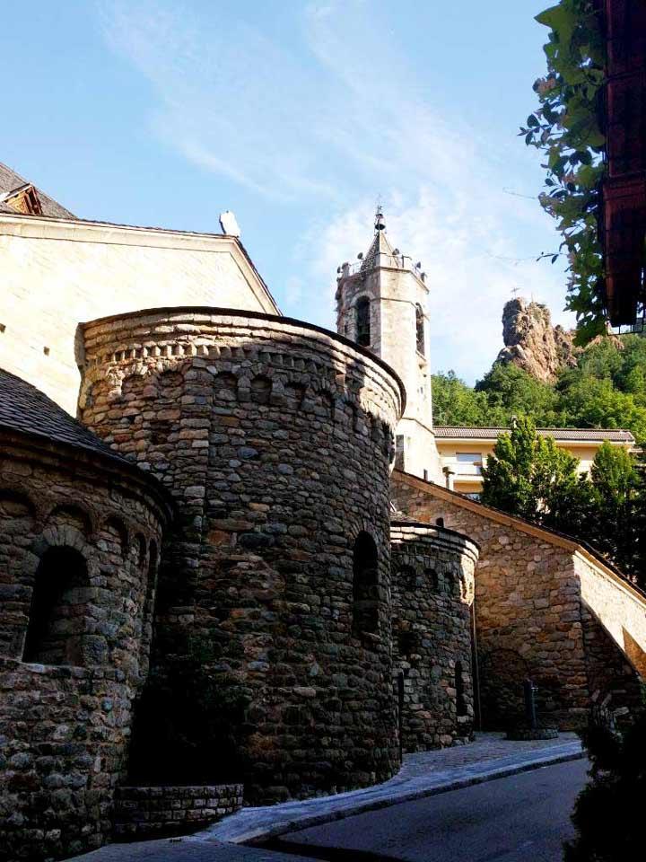 Iglésia románica de Ribes de Fresser