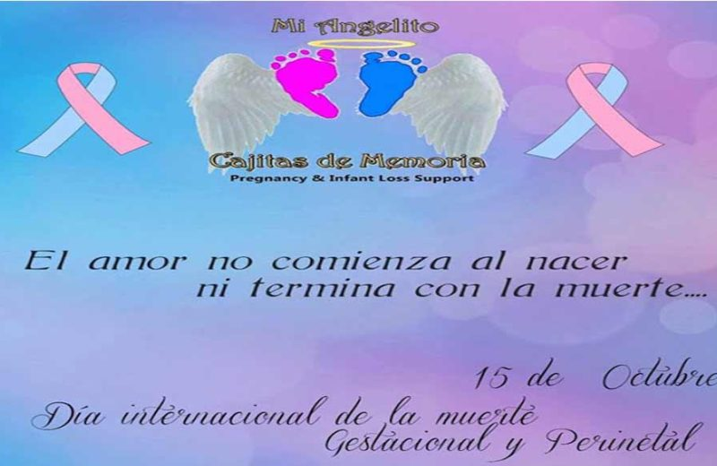 Día internacional de la muerte perinatal, gestacional y neonatal