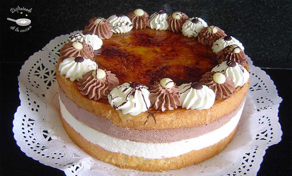 Receta de pastel Massini casero