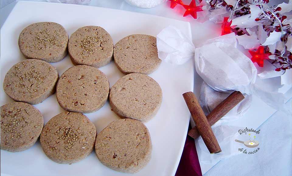 Receta de polvorones o mantecados de almendra
