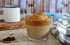 Receta de cafe Dalgona casero, muy espumoso y cremoso