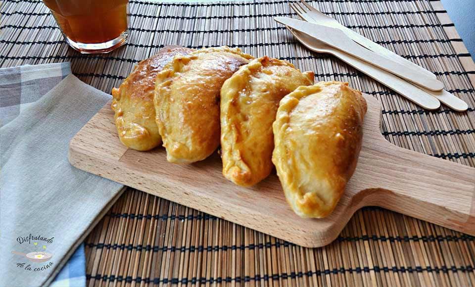 Receta de masa para empanadas o empanadillas caseras