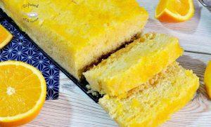 Bizcocho de naranja 5 minutos al microondas